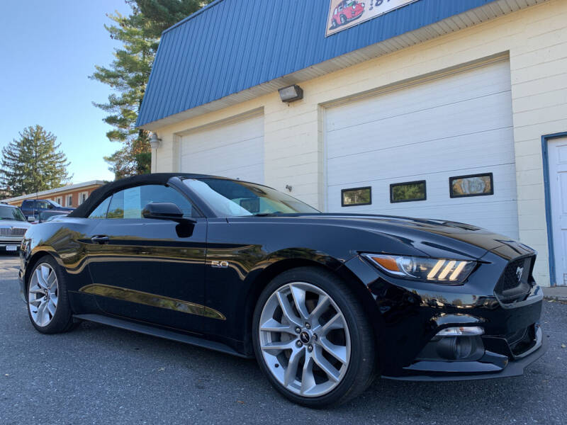 2015 Ford Mustang for sale at Trax Auto II in Broadway VA