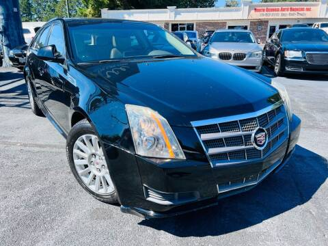 2010 Cadillac CTS for sale at North Georgia Auto Brokers in Snellville GA