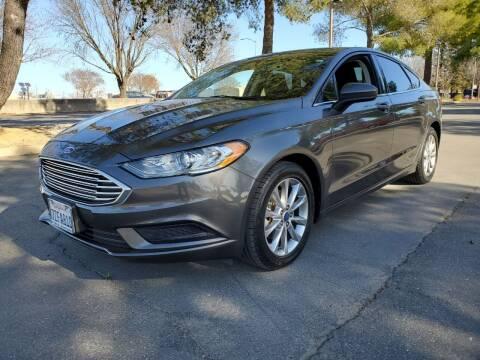 2017 Ford Fusion for sale at Matador Motors in Sacramento CA