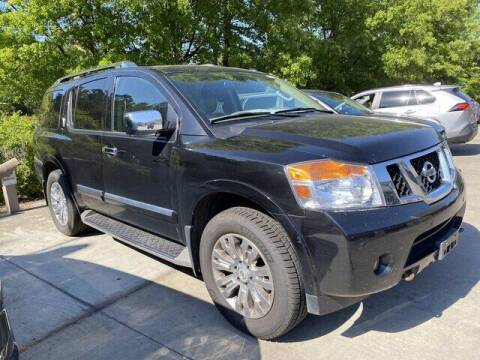 2015 Nissan Armada for sale at CBS Quality Cars in Durham NC