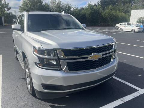 2017 Chevrolet Tahoe for sale at CU Carfinders in Norcross GA