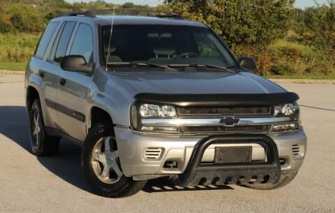 2004 Chevrolet TrailBlazer for sale at Big O Auto LLC in Omaha NE