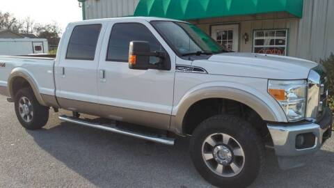 2012 Ford F-250 Super Duty for sale at Haigler Motors Inc in Tyler TX