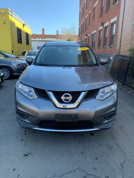 2015 Nissan Rogue for sale at Hartford Auto Center in Hartford CT