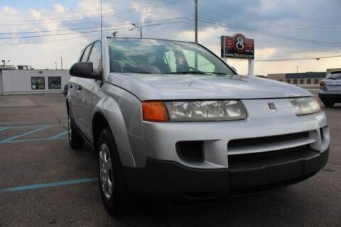 2003 Saturn Vue for sale at B & B Car Co Inc. in Clinton Twp MI
