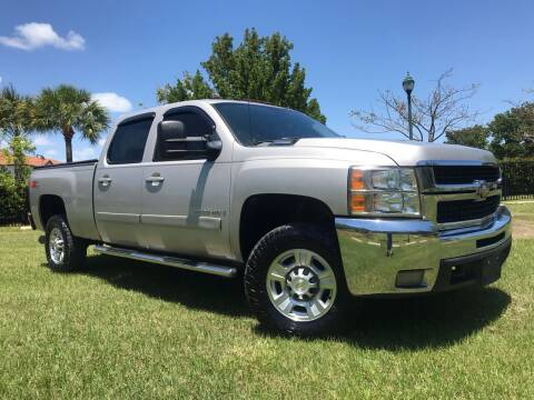 2008 Chevrolet Silverado 2500HD for sale at Kaler Auto Sales in Wilton Manors FL