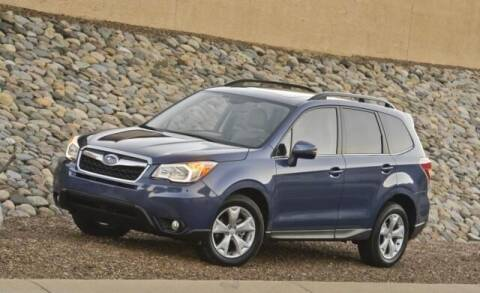 2014 Subaru Forester for sale at RTE 123 Village Auto Sales Inc. in Attleboro MA