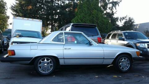 1979 Mercedes-Benz 450 SL for sale at Car Guys in Kent WA