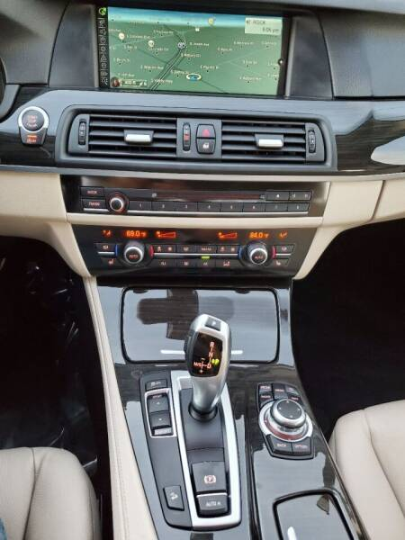 2013 BMW 5 Series AWD 528i xDrive 4dr Sedan - Denver CO