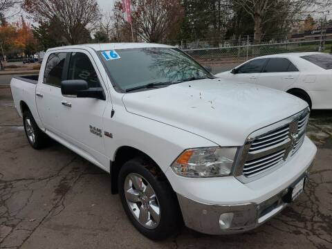 2016 RAM Ram Pickup 1500 for sale at Universal Auto Sales in Salem OR
