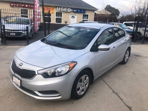 2015 Kia Forte for sale at DYNAMIC CARS in Baltimore MD