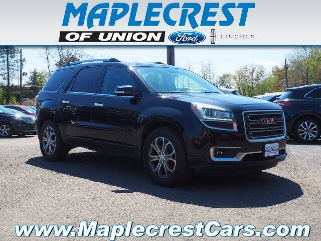 2016 GMC Acadia for sale at MAPLECREST FORD LINCOLN USED CARS in Vauxhall NJ