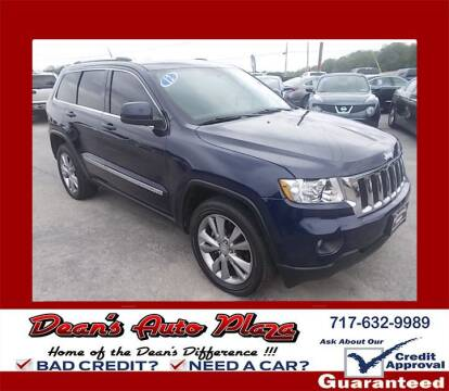2012 Jeep Grand Cherokee for sale at Dean's Auto Plaza in Hanover PA