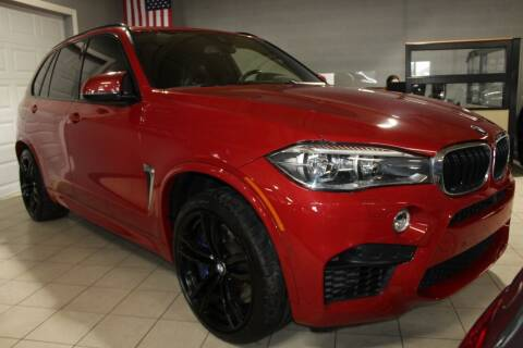 2018 BMW X5 M for sale at SHAFER AUTO GROUP in Columbus OH