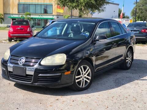 2005 Volkswagen Jetta for sale at Pro Cars Of Sarasota Inc in Sarasota FL