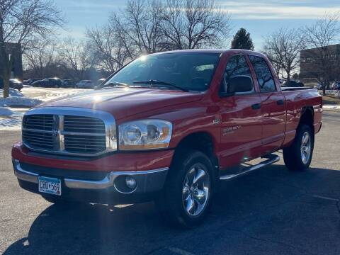 2006 Dodge Ram Pickup 1500 for sale at North Imports LLC in Burnsville MN