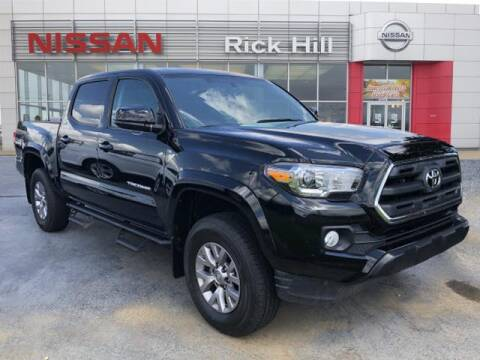 2017 Toyota Tacoma for sale at Rick Hill Auto Credit in Dyersburg TN