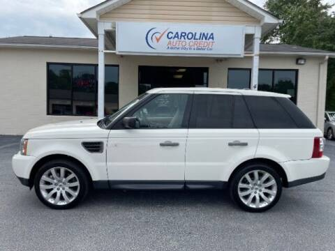 2009 Land Rover Range Rover Sport for sale at Carolina Auto Credit in Youngsville NC