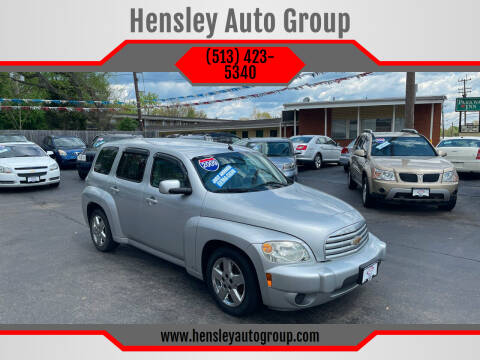 2009 Chevrolet HHR for sale at Hensley Auto Group in Middletown OH