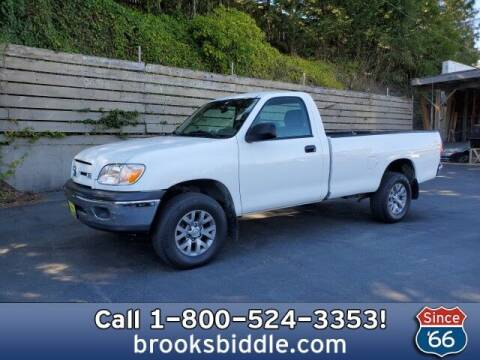 2006 Toyota Tundra for sale at BROOKS BIDDLE AUTOMOTIVE in Bothell WA