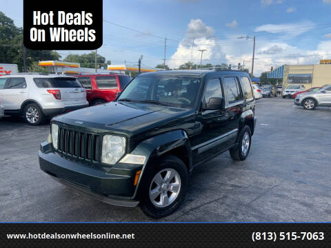 2010 Jeep Liberty for sale at Hot Deals On Wheels in Tampa FL