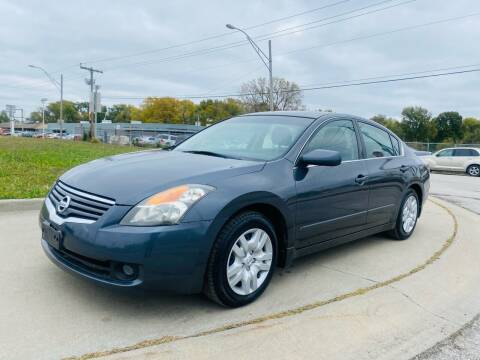2009 Nissan Altima for sale at Xtreme Auto Mart LLC in Kansas City MO