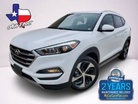 2017 Hyundai Tucson for sale at AUTO DIRECT in Houston TX
