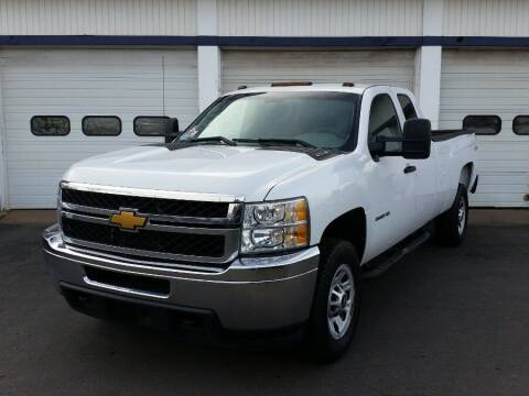 2013 Chevrolet Silverado 3500HD for sale at Action Automotive Inc in Berlin CT