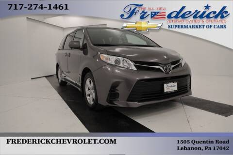 2020 Toyota Sienna for sale at Lancaster Pre-Owned in Lancaster PA