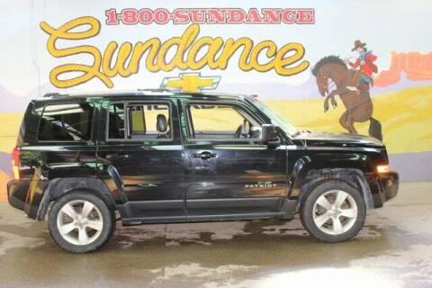 2012 Jeep Patriot for sale at Sundance Chevrolet in Grand Ledge MI