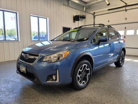 2017 Subaru Crosstrek for sale at Sand's Auto Sales in Cambridge MN