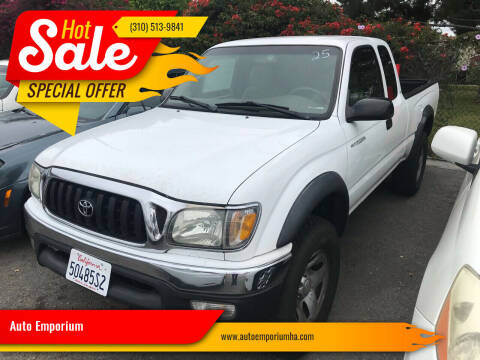 2004 Toyota Tacoma for sale at Auto Emporium in Wilmington CA