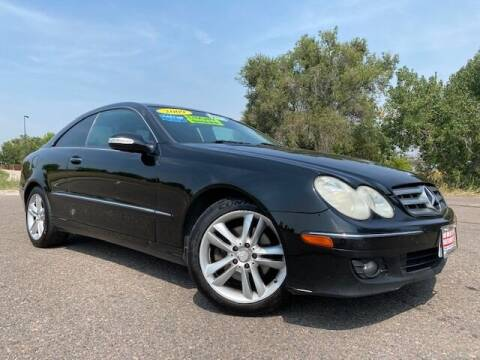 2009 Mercedes-Benz CLK for sale at UNITED Automotive in Denver CO