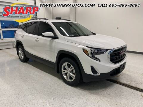 2021 GMC Terrain for sale at Sharp Automotive in Watertown SD