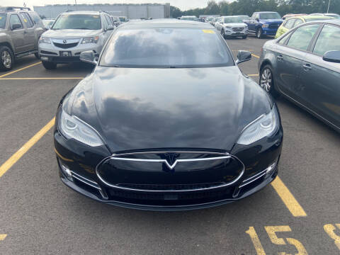2015 Tesla Model S for sale at Advantage Auto Brokers in Hasbrouck Heights NJ