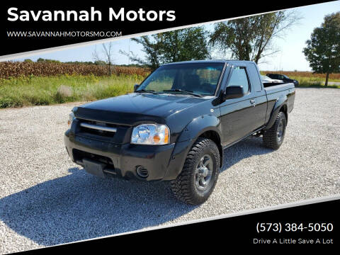 2004 Nissan Frontier for sale at Savannah Motors in Elsberry MO