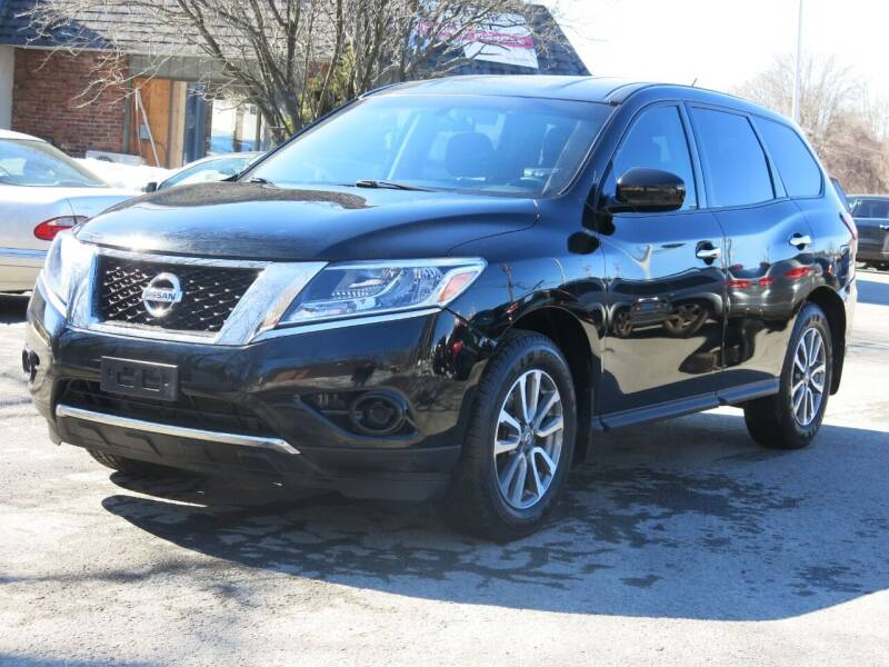 2013 Nissan Pathfinder for sale at United Auto Service in Leominster MA