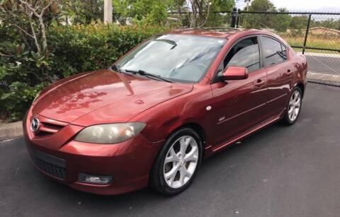 2008 Mazda MAZDA3 for sale at Cobalt Cars in Atlanta GA