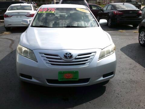 2009 Toyota Camry for sale at JIMS AUTO MART INC in Milwaukee WI