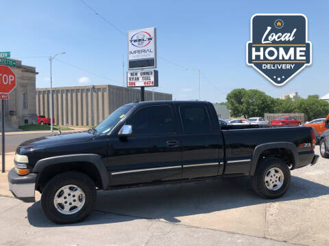 2002 Chevrolet Silverado 1500 for sale at Imperial Auto of Marshall in Marshall MO