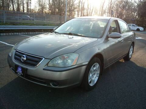 2004 Nissan Altima for sale at B&B Auto LLC in Union NJ