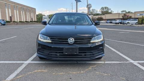 2017 Volkswagen Jetta for sale at Shah Motors LLC in Paterson NJ