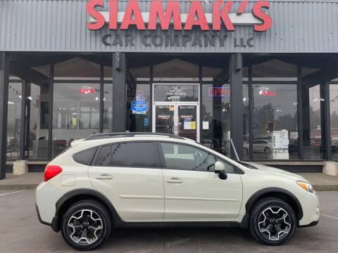 2013 Subaru XV Crosstrek for sale at Siamak's Car Company llc in Salem OR