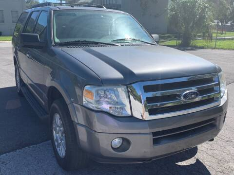 2011 Ford Expedition for sale at Consumer Auto Credit in Tampa FL