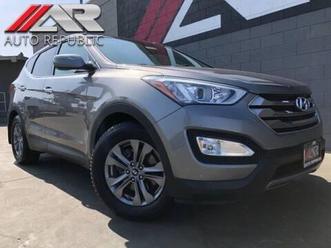 2014 Hyundai Santa Fe Sport for sale at Auto Republic Fullerton in Fullerton CA