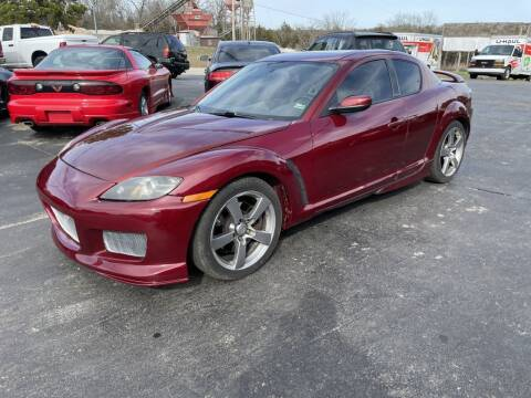 2006 Mazda RX-8 for sale at EAGLE ROCK AUTO SALES in Eagle Rock MO