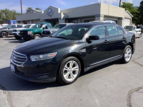 2015 Ford Taurus for sale at Beutler Auto Sales in Clearfield UT