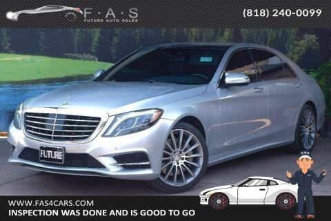2014 Mercedes-Benz S-Class for sale at Best Car Buy in Glendale CA