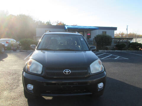 2004 Toyota RAV4 for sale at Olde Mill Motors in Angier NC