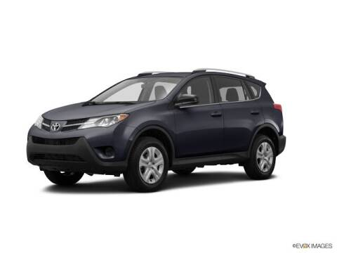 2015 Toyota RAV4 for sale at Rick Hill Auto Credit in Dyersburg TN